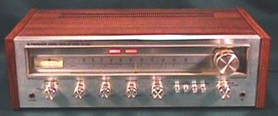 SX-450 Receiver