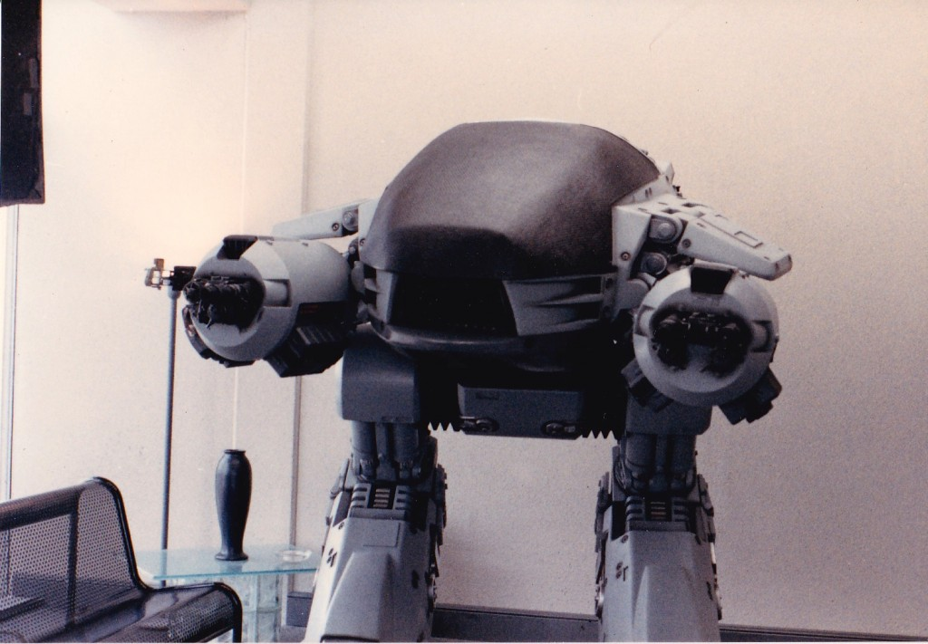 ed209, robocop, verrando, video playback, sound mixer