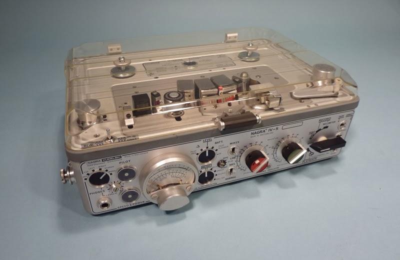 Nagra IV-S tape recorder